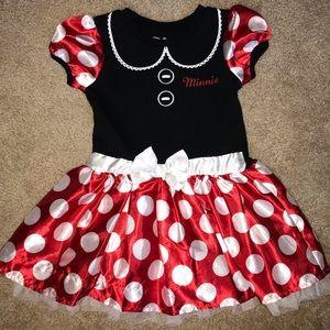 3T Disney Minnie Mouse Dress